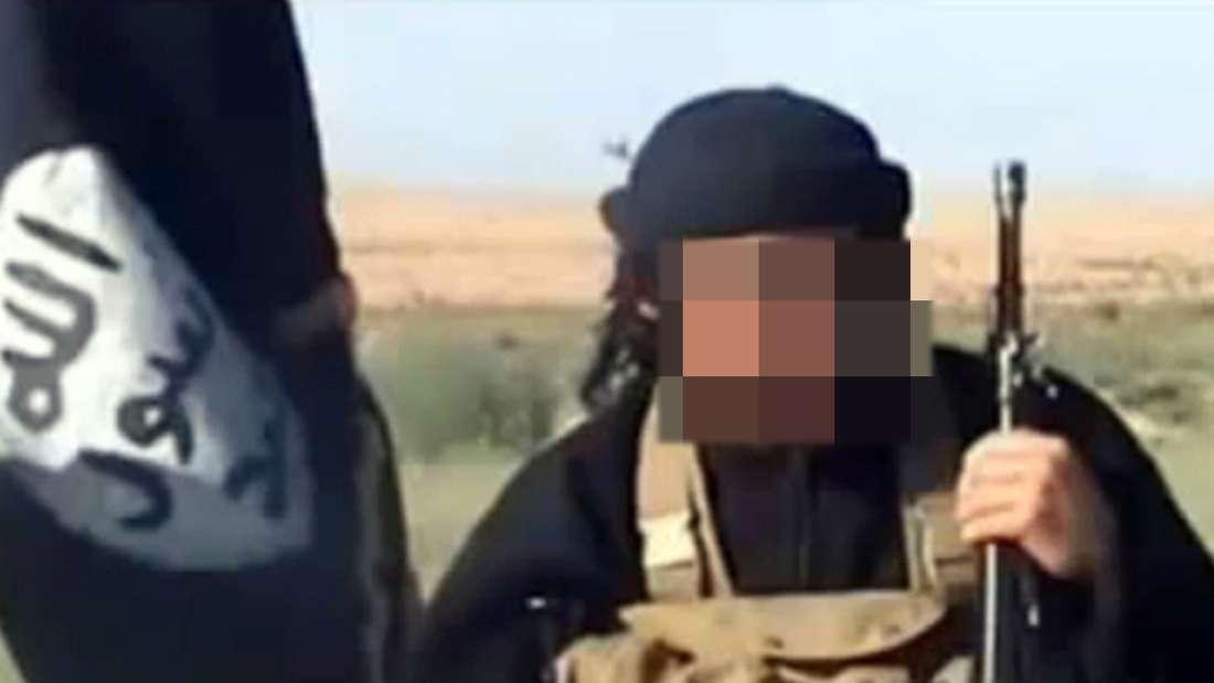 Al-Kaida - ISIS-Sprecher Abu Mohammad al-Adnani al-Shami - Abu al-Shami