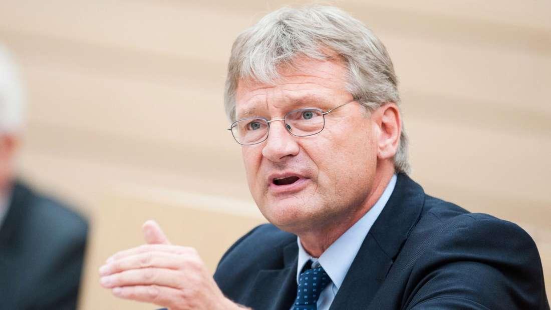 Jörg Meuthen.
