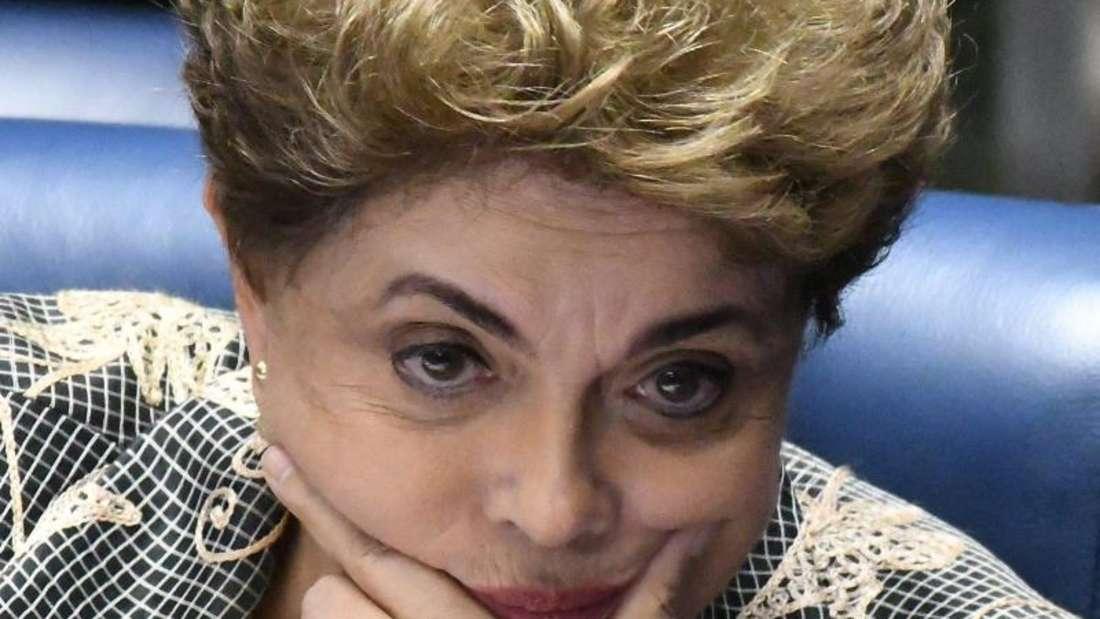 Dilma Rousseff werden Schönung des Defizits und nicht vom Kongress genehmigte Kreditvergabenvorgeworfen.Foto: Cadu Gomes