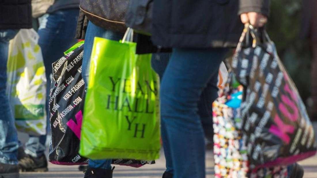 Auf Sicht der gesamten ersten sieben Monate des Jahres hat die Konsumfreude der Verbraucher aber nicht nachgelassen. Foto: Nikolai Huland