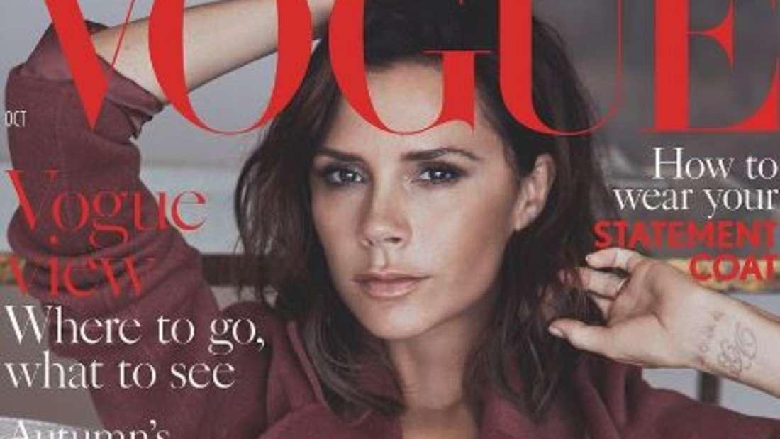 """Victoria Beckham """"Vogue"""""""