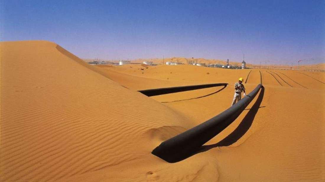 Die Opec will die Produktion um fast 750.000 Barrel täglich senken. Foto:Eni