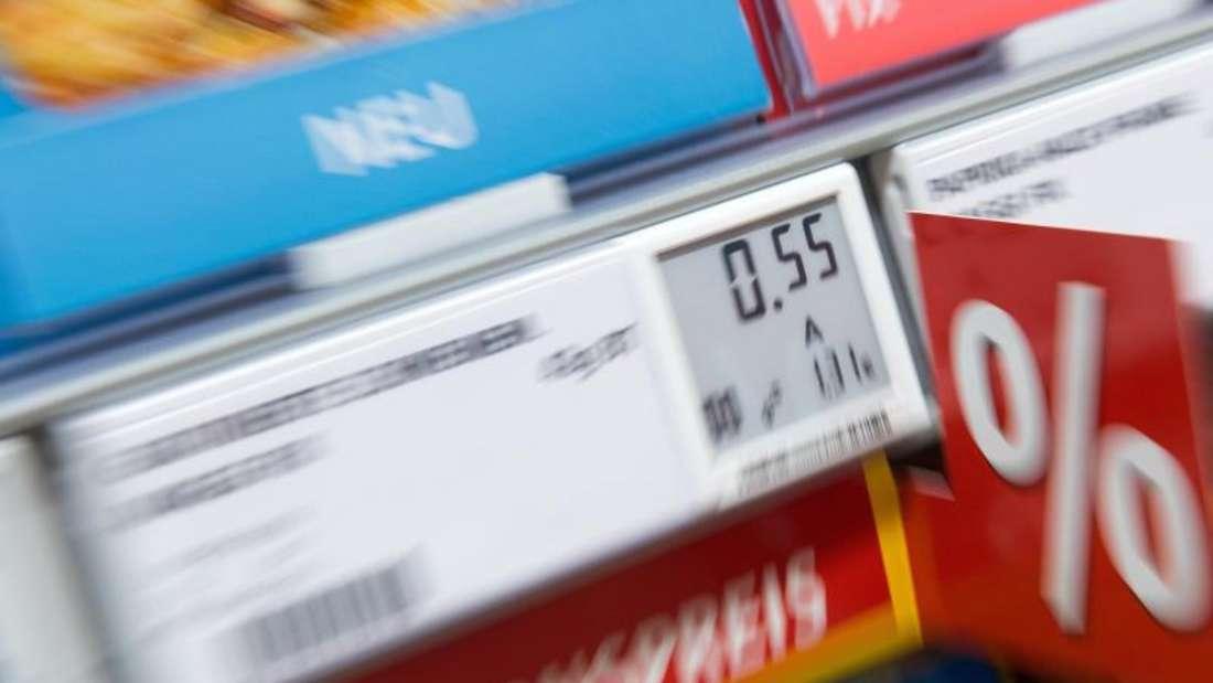 Gegenüber August stiegen die Verbraucherpreise insgesamt um 0,1 Prozent. Foto: Marius Becker