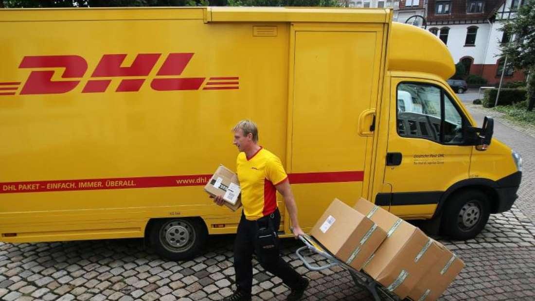 Das kräftigste Plus gab es im Internet- und Versandhandel. Foto: Oliver Berg/Archiv