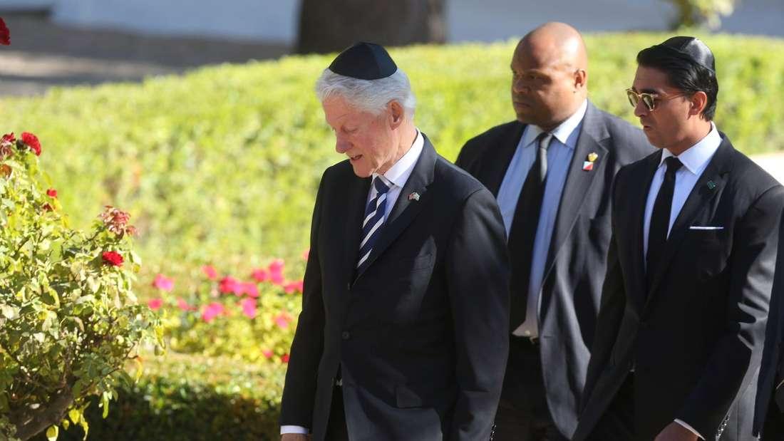 beerdigung-shimon-peres-obama-israel-afp
