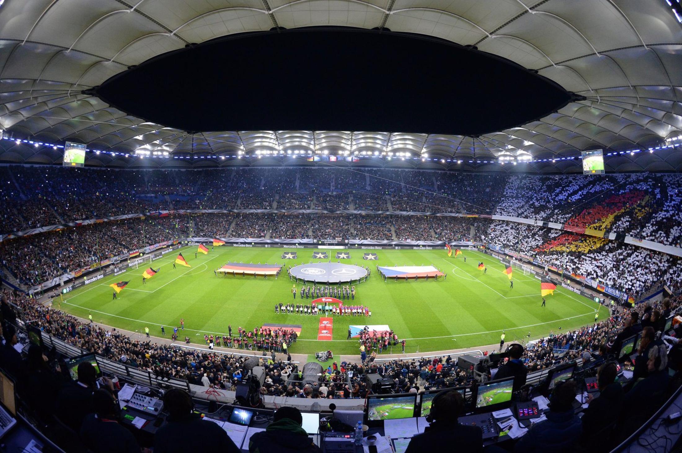 Fussball Deutschland Gegen Tschechien
