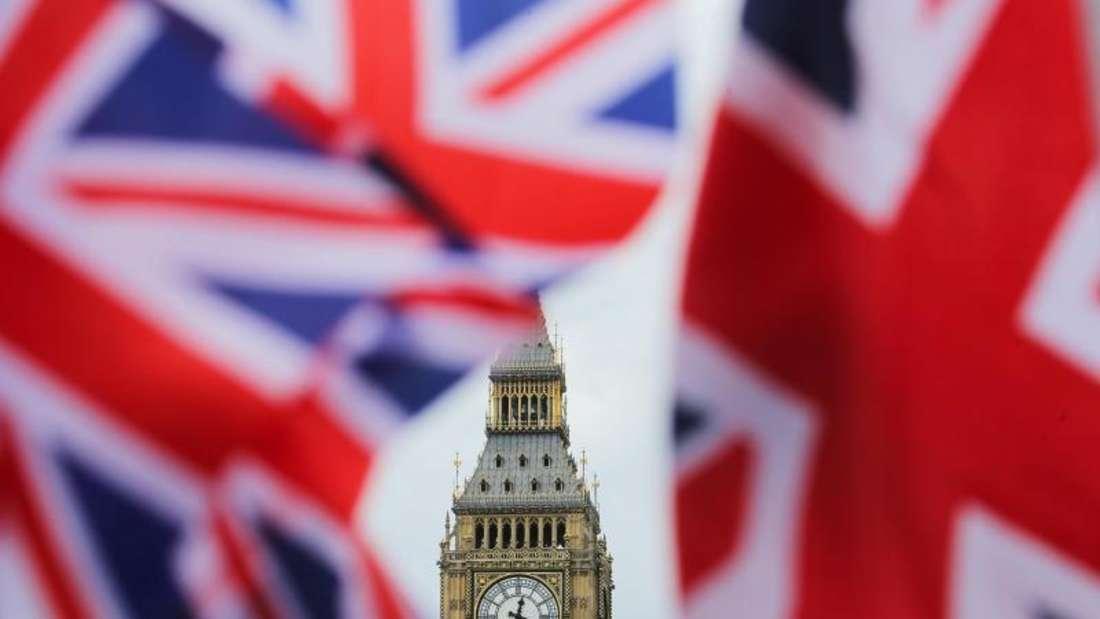 Großbritannien hatte sich in einem Referendum für denAustritt aus der EU entschieden.Foto: Michael Kappeler