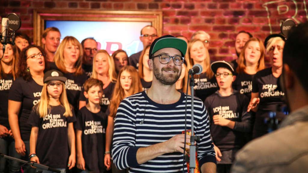Ludwigshafen West Mark Forster Spielt Mit 30 Gesangtalenten
