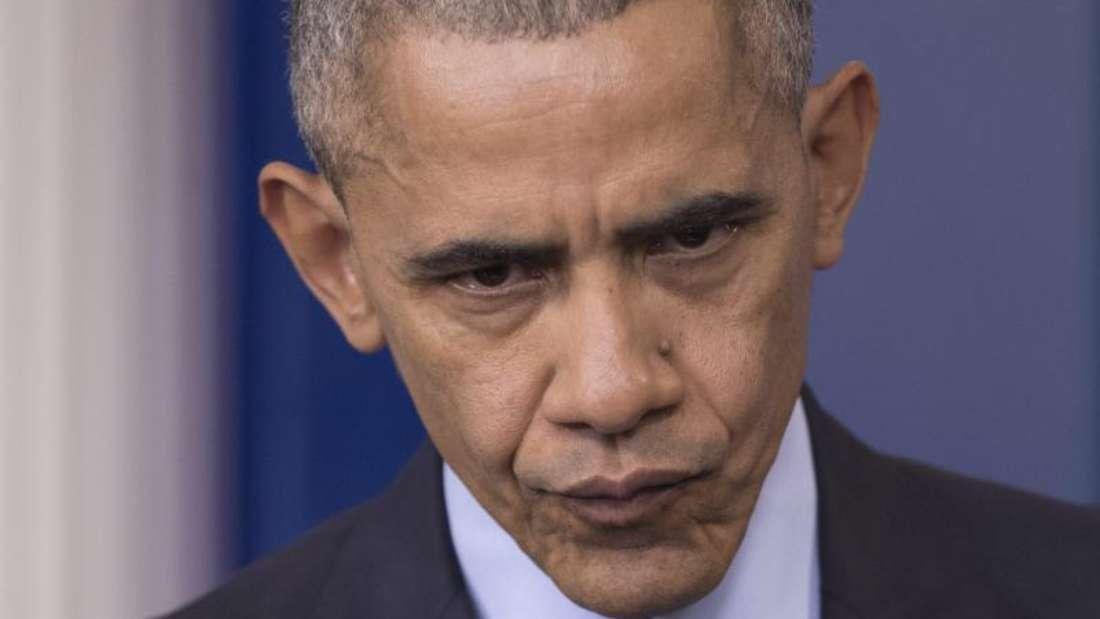 Als Reaktion auf Hackerangriffe im US-Wahlkampf müssen 35 russische Diplomaten die USA verlassen.