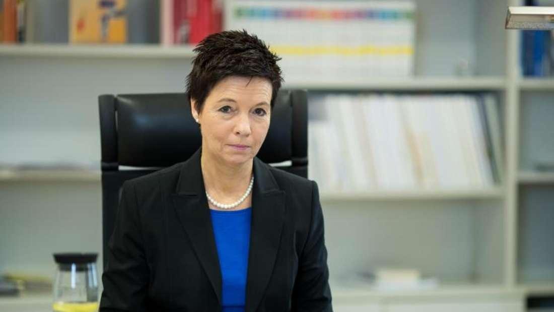 Die künftige Leiterin des Bundesamtes für Migration und Flüchtlinge (BAMF), Jutta Cordt. Foto: Daniel Karmann