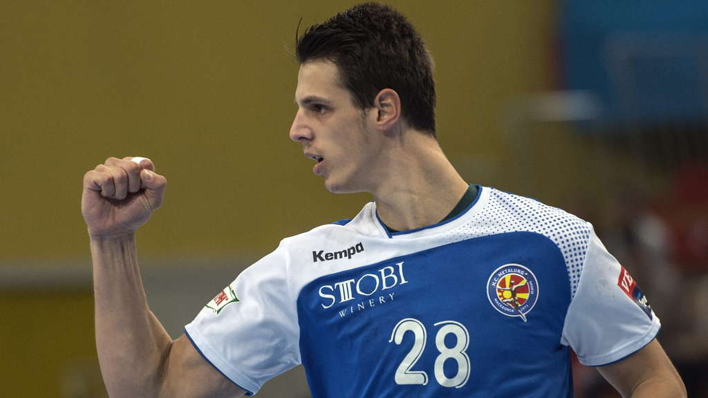 HC Metalurg vs Naturhouse La Rioja