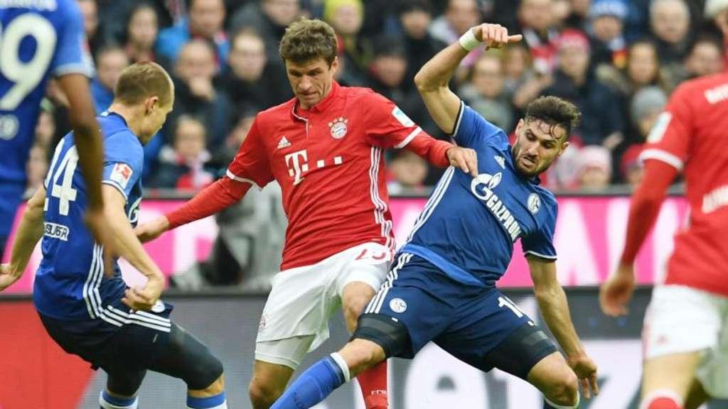 Bayern Gegen Schalke Ergebnis