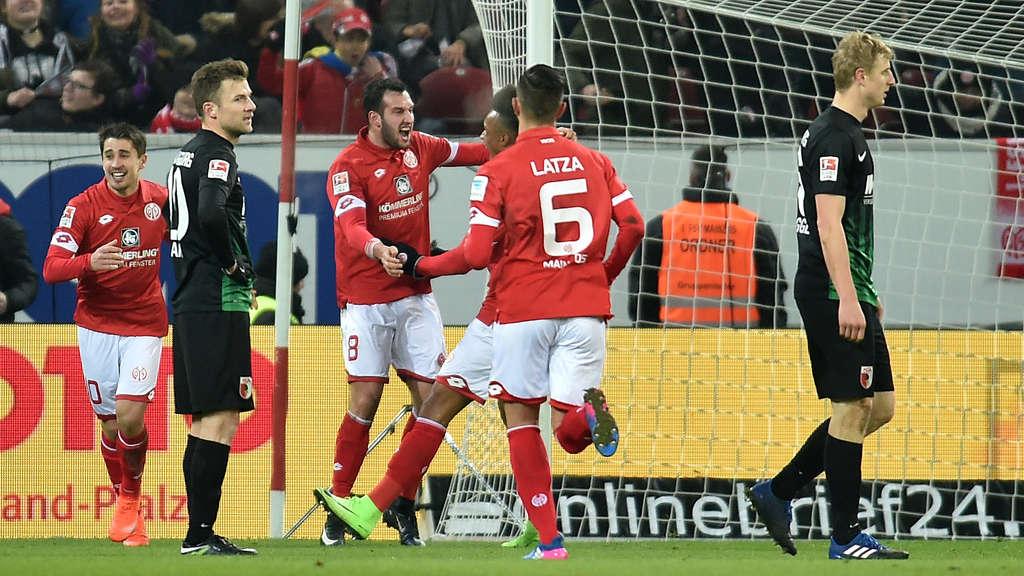 Mainz 05 Gegen Augsburg