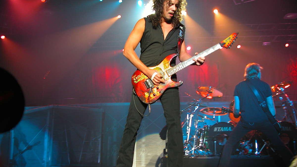 Metallica Konzert Mannheim