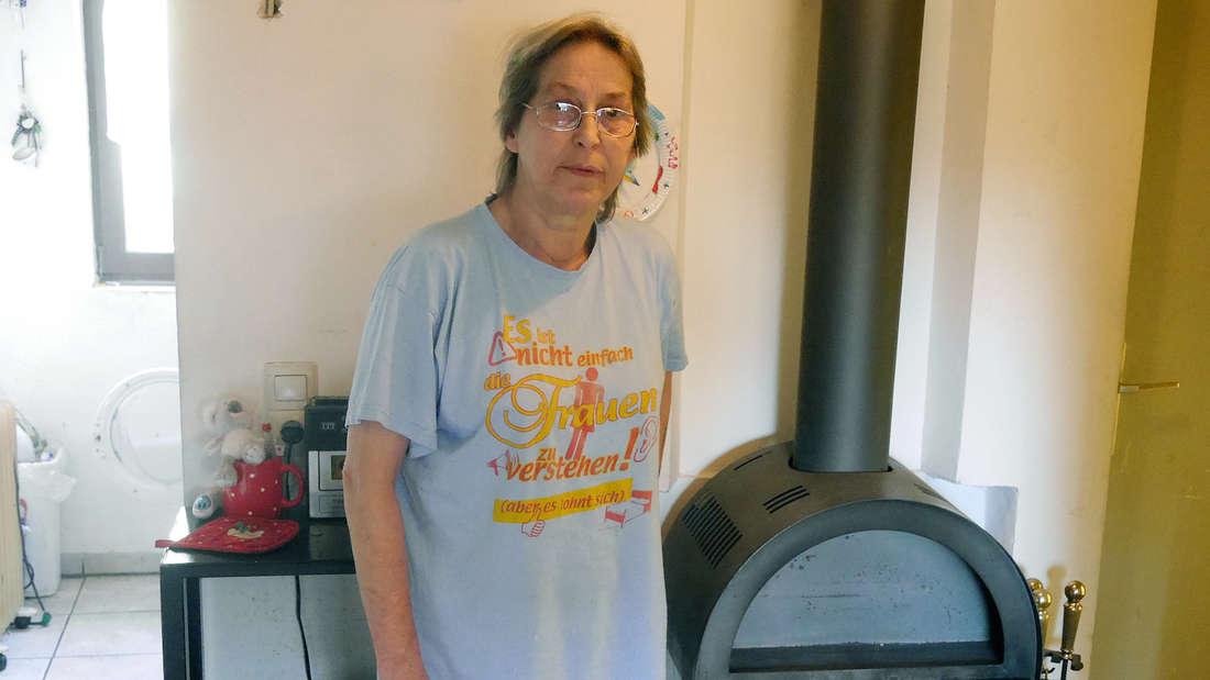 Dagmar (62) ist siebenfache Mutter und hat 27 Enkel, hat den Glauben auf Mr. Right verloren.