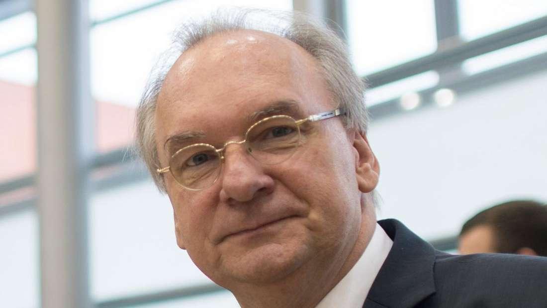Beginn dreitägige Sitzung des Landtags von Sachsen-Anhalt
