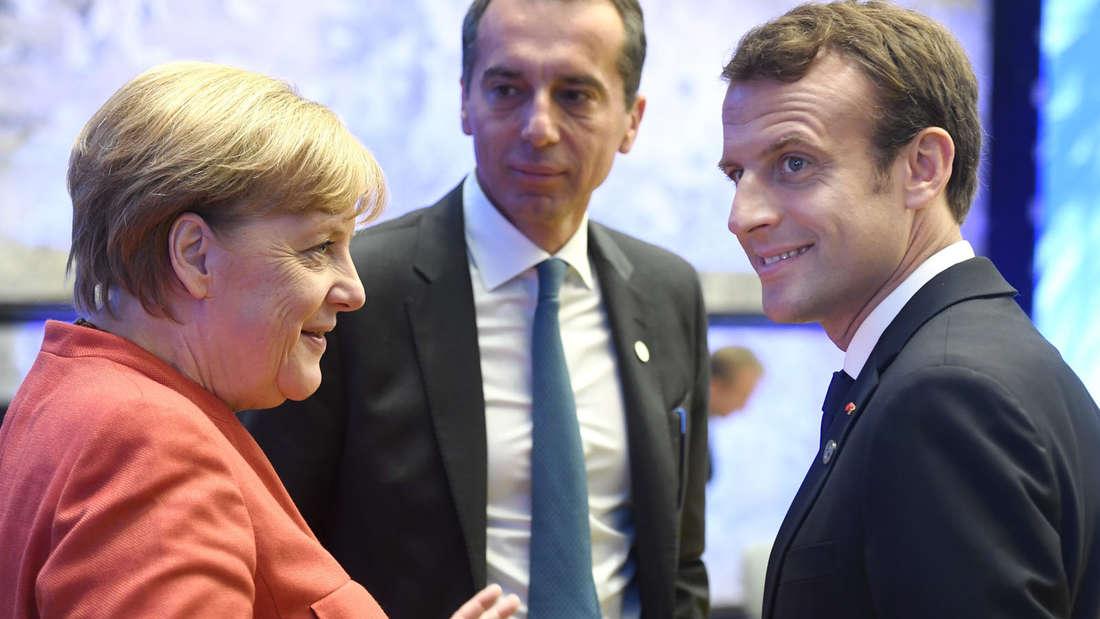 Digitales Gipfeltreffen der EU in Tallinn