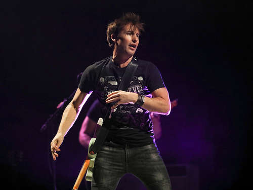 Fotos: James Blunt in SAP Arena