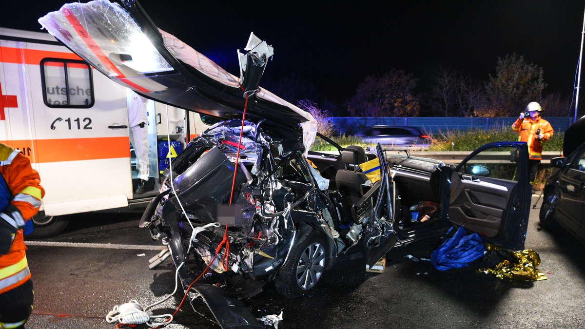 Unfall A61 Speyer Heute