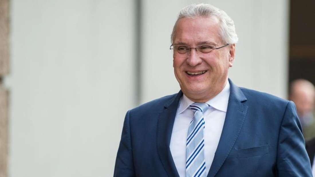 Herrmann soll seine Bereitschaft zu einer Spitzenkandidatur für die Landtagswahl 2018 bisher dementiert haben.Foto: Silas Stein