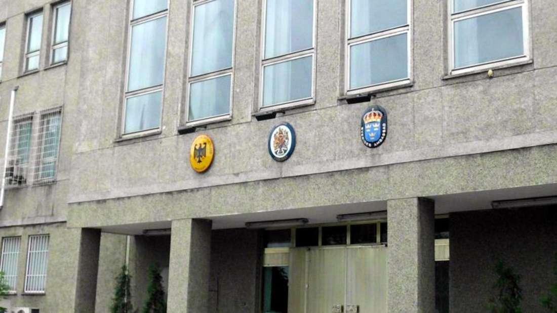 Deutsche Botschaft in Pjöngjang: In dem Gebäudekomplex war früher die Vertretung der DDR untergebracht, die schon seit 1949 diplomatische Beziehungen mit Nordkorea unterhielt. Foto:Auswärtiges Amt