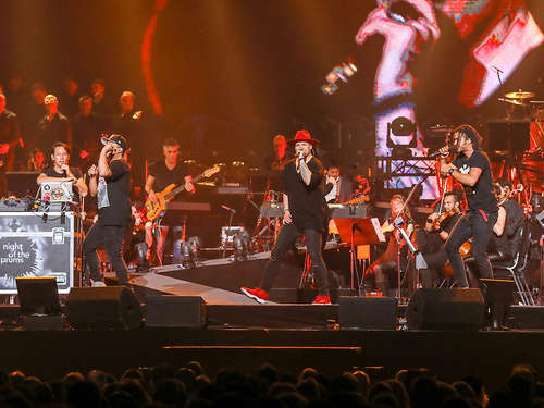 Culcha Candela, John Miles und Co. bei der 'Night of the Proms'!