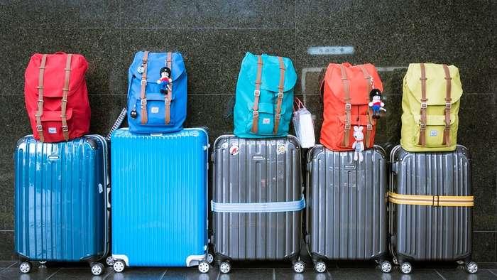 Wie viele Koffer darf man eigentlich ins Flugzeug