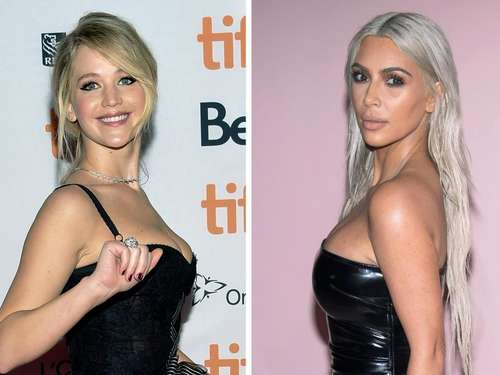 Jennifer Lawrence ist Kim Kardashian-Fan