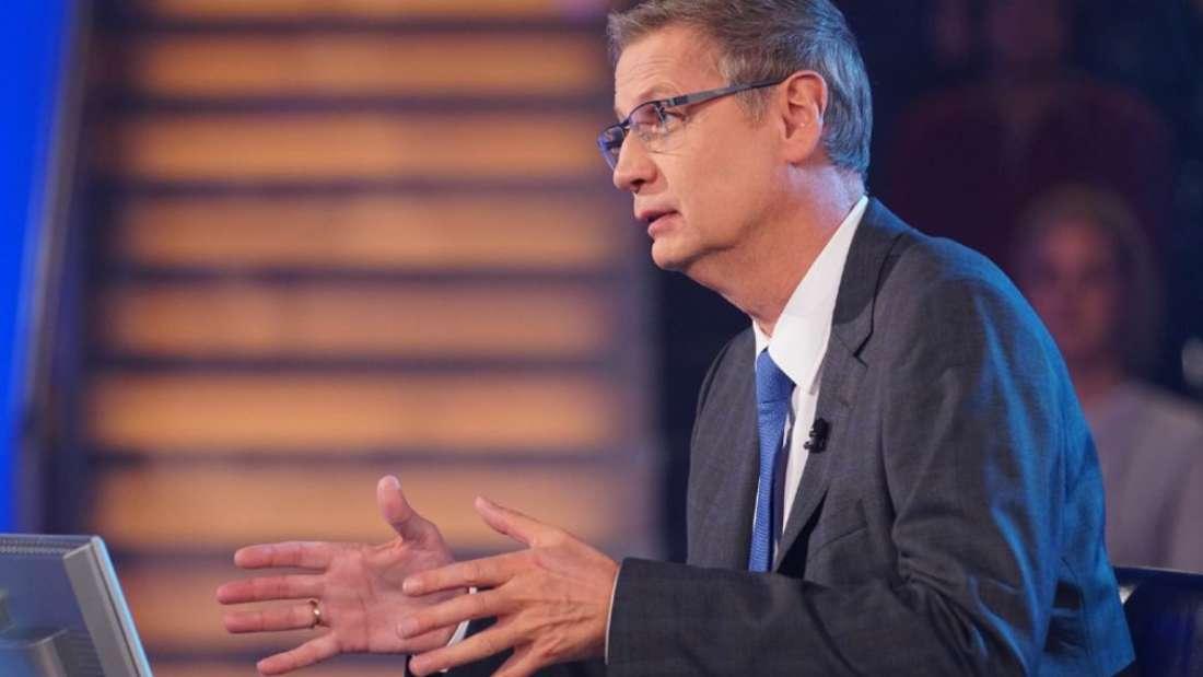 """Laura Brodda schaffte es bei """"Wer wird Millionär?"""" den sonst so gefassten Günther Jauch aus der Ruhe zu bringen."""