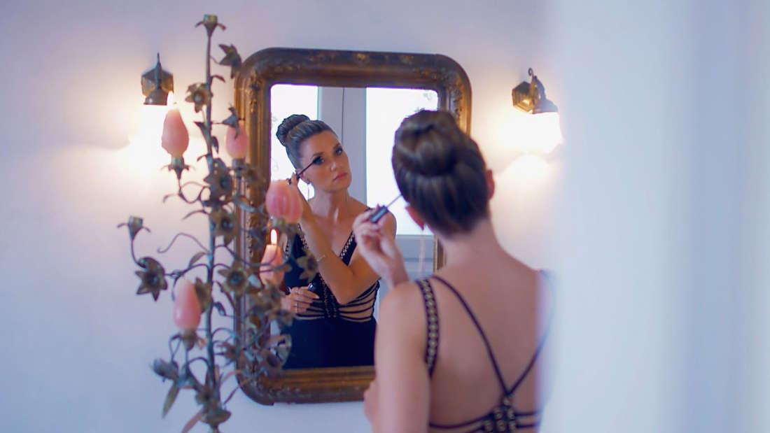 Die Bachelorette 2018: Nadine Klein beim Sytling.