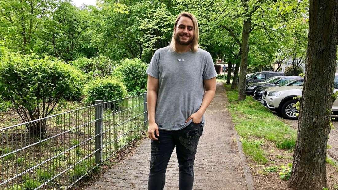 'The Biggest Loser'-Kandidat Christos hat insgesamt über 70 Kilogramm abgenommen!