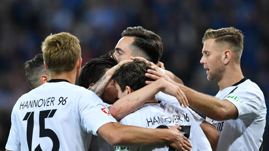 1899 Hoffenheim - Hannover 96