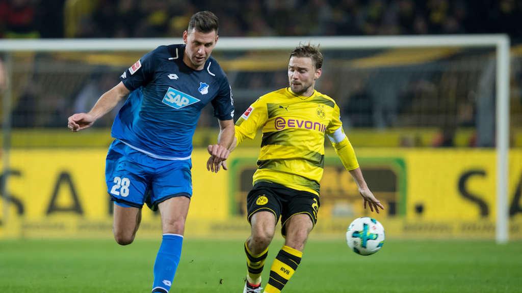 Hoffenheim Dortmund Live Ticker