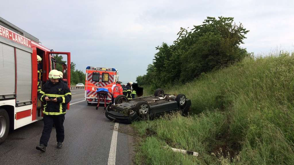 A65 Unfall Heute