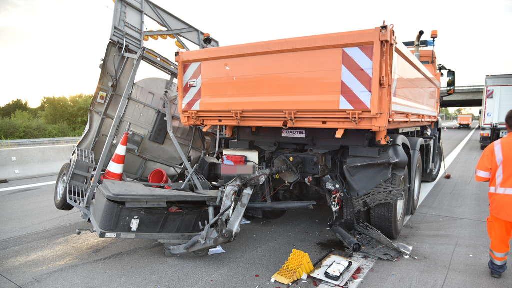 Verkehrsstörungen A5
