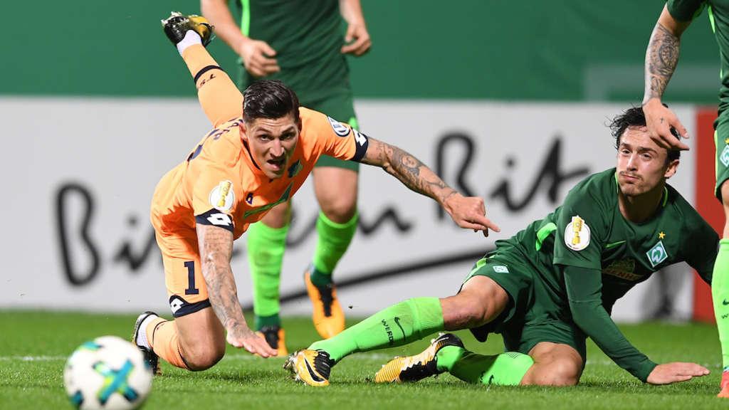 Werder Hoffenheim Dfb Pokal