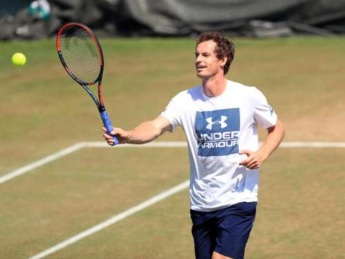 Murray gibt Comeback im Queen&#39s Club