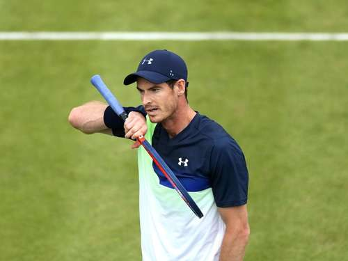 Tennis-Ass Murray lässt Wimbledon-Start offen