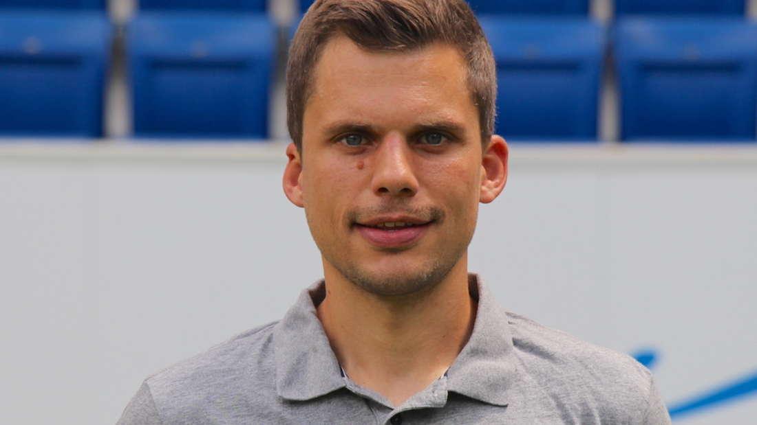 Physiotherepeut Manuel Kreuzberger