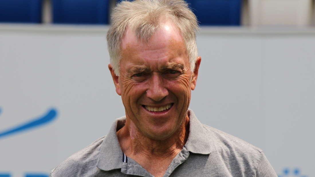 Betreuer Heinz Seyfert