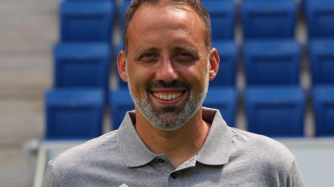 Co-Trainer Pellegrino Matarazzo
