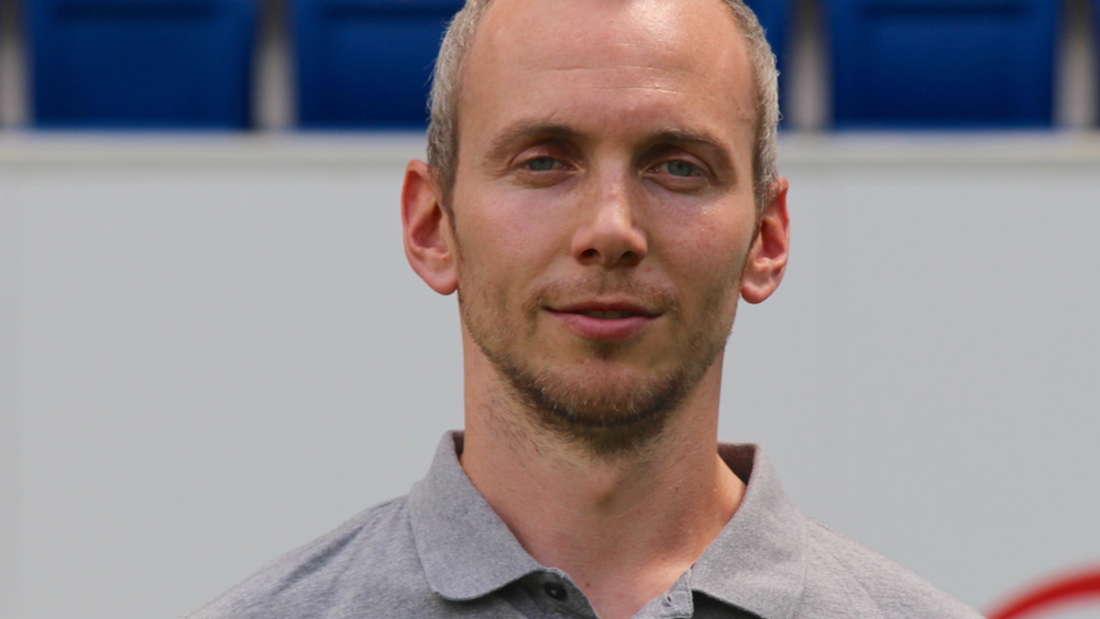 Physiotherapeut Sören Johannsen