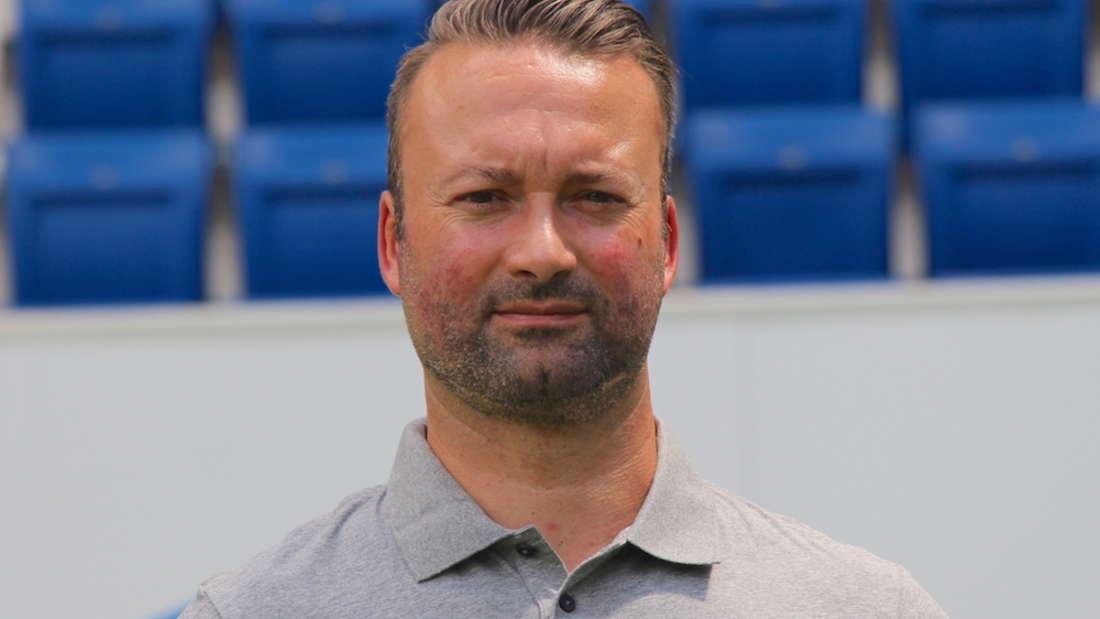 Physiothreapeut Dennis Wöhr