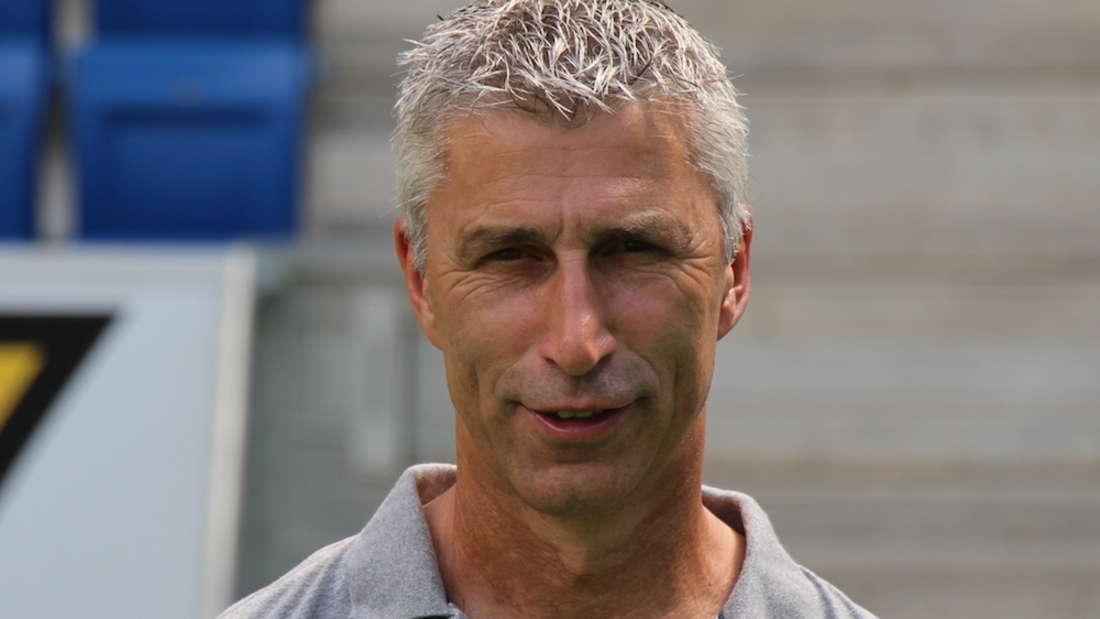 Athletik-Trainer Otmar Rösch