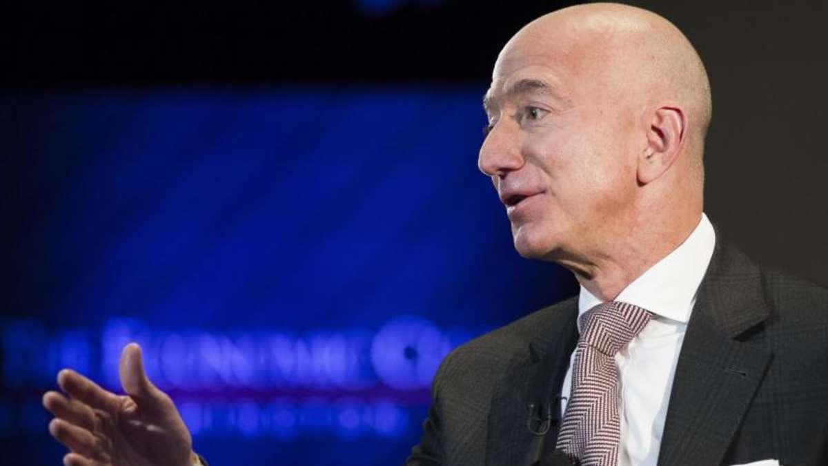 Amazon Gründer Vermögen