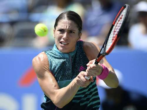Petkovic erreicht Tennis-Halbfinale in China