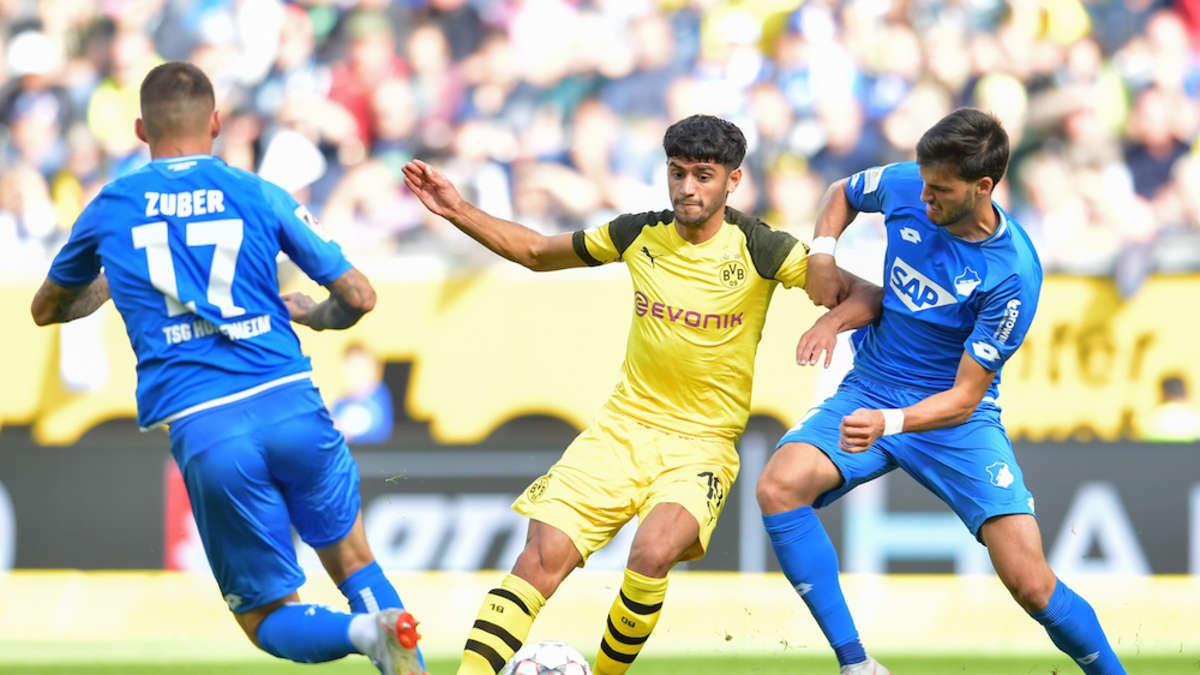Live Ticker Dortmund Hoffenheim
