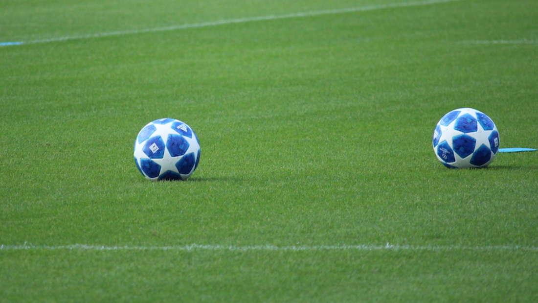 Das Abschlusstraining der TSG Hoffenheim vor dem Champions-League-Heimspiel gegen Manchester City.