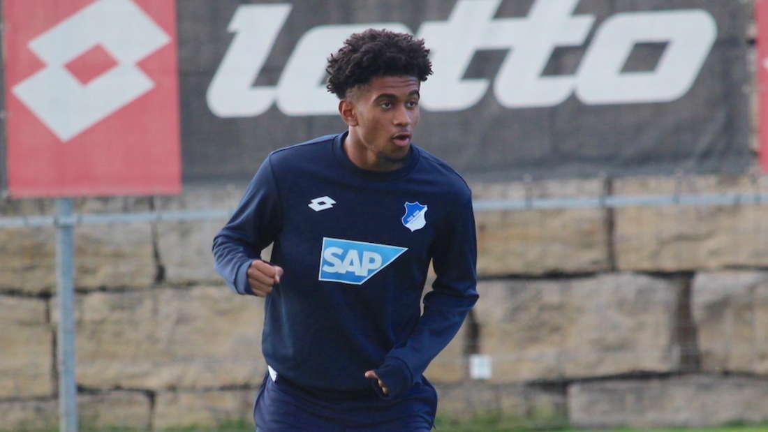 Reiss Nelson spielt seit dem 31. August 2018 für die TSG 1899 Hoffenheim.