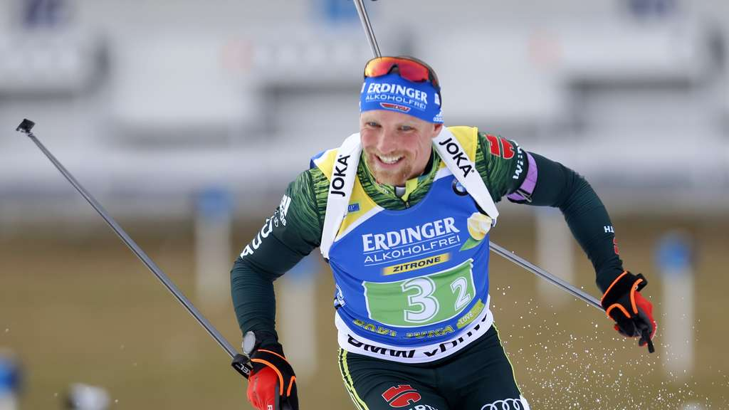 Biathlon: Weltcup in Slowenien